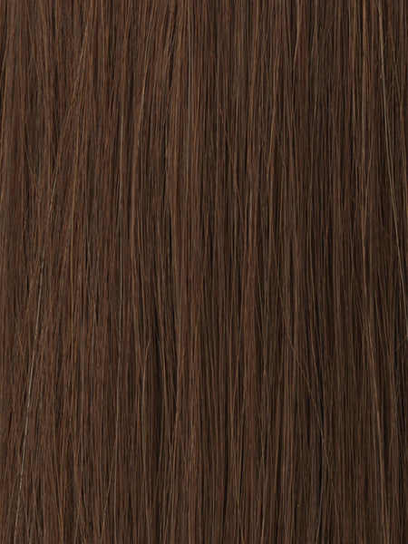 PRINCESSA *Human Hair Wig*-Women's Wigs-RAQUEL WELCH-BL4 Medium Red Brown-SIN CITY WIGS