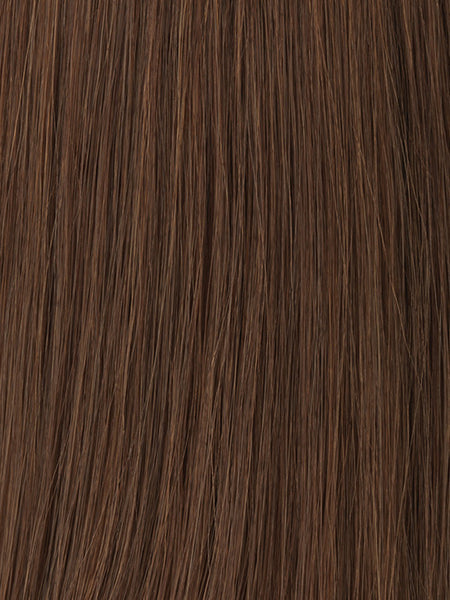 PRINCESSA *Human Hair Wig*-Women's Wigs-RAQUEL WELCH-BL5 Reddish Brown-SIN CITY WIGS