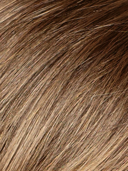 REGAN-Women's Wigs-AMORE-MARBLE BROWN-SIN CITY WIGS