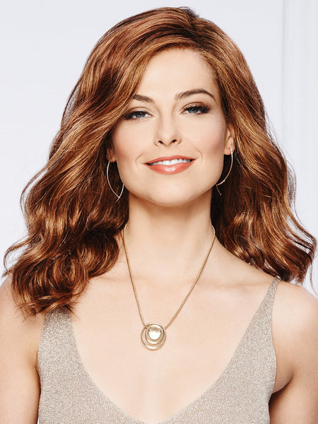 RUNWAY WAVES AVERAGE-Women's Wigs-GABOR WIGS-SIN CITY WIGS