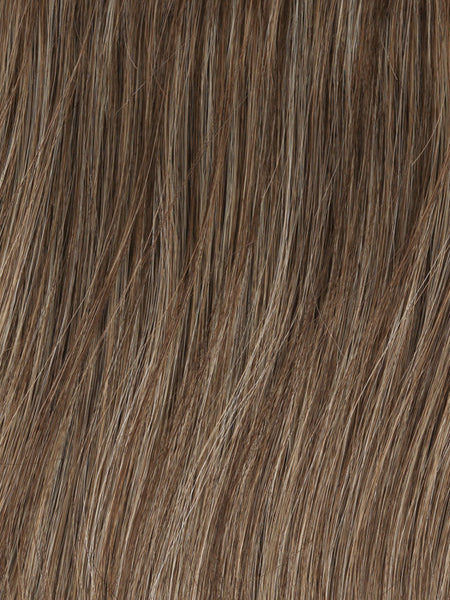 RUNWAY WAVES AVERAGE-Women's Wigs-GABOR WIGS-GL18-23 TOASTED PECAN-SIN CITY WIGS