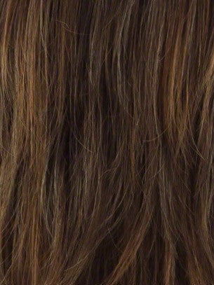 RYAN GRADIENT-Women's Wigs-NORIKO-TERRACOTTA-SIN CITY WIGS