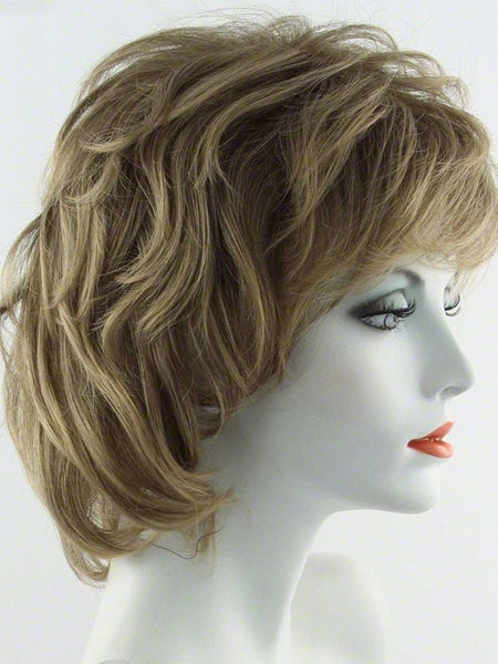 SALSA LARGE-Women's Wigs-RAQUEL WELCH-R1416T BUTTERED TOAST-SIN CITY WIGS