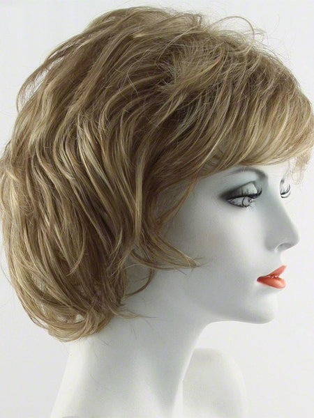 SALSA LARGE-Women's Wigs-RAQUEL WELCH-R14/25 HONEY GINGER-SIN CITY WIGS