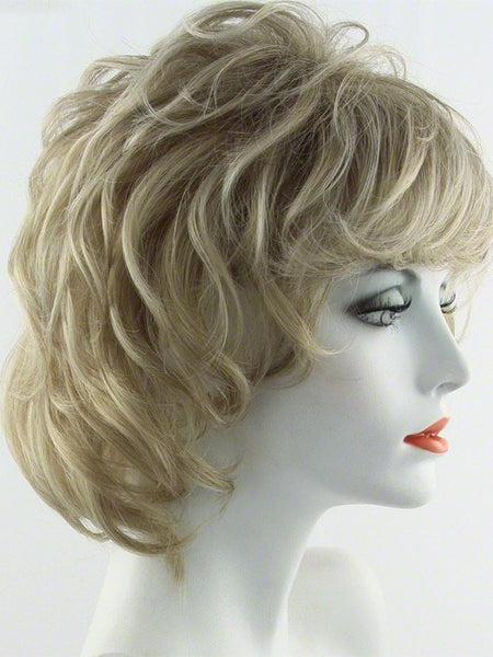 SALSA LARGE-Women's Wigs-RAQUEL WELCH-R1621S GLAZED SAND-SIN CITY WIGS