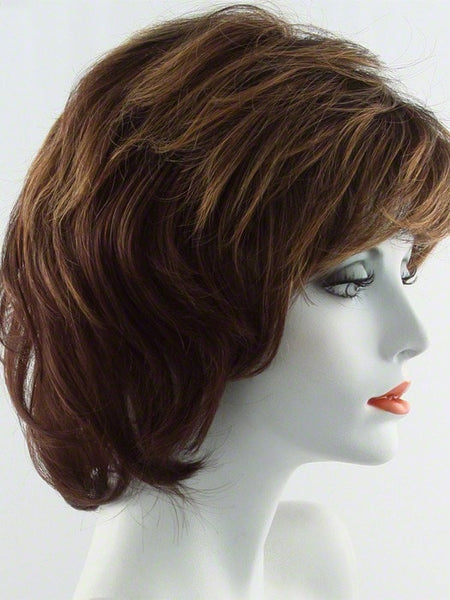 SALSA LARGE-Women's Wigs-RAQUEL WELCH-R3329S GLAZED AUBURN-SIN CITY WIGS