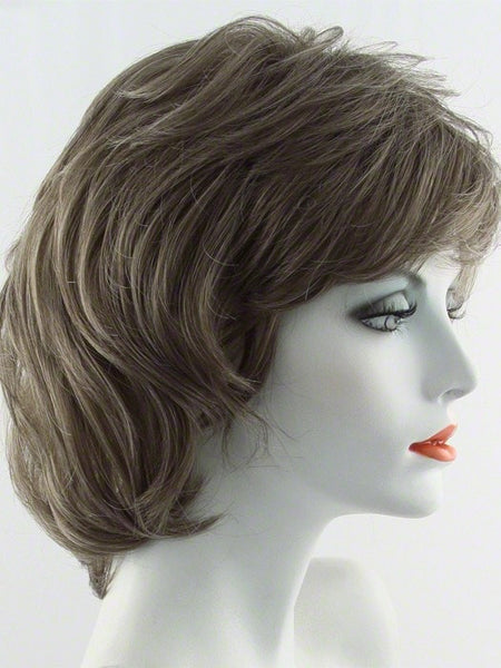 SALSA LARGE-Women's Wigs-RAQUEL WELCH-R38 SMOKED WALNUT-SIN CITY WIGS