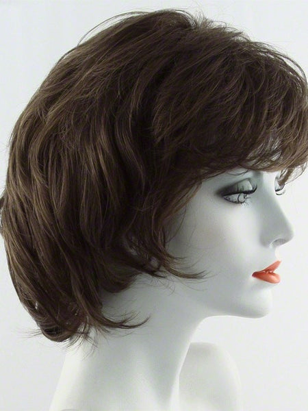 SALSA-Women's Wigs-RAQUEL WELCH-R10 CHESTNUT-SIN CITY WIGS