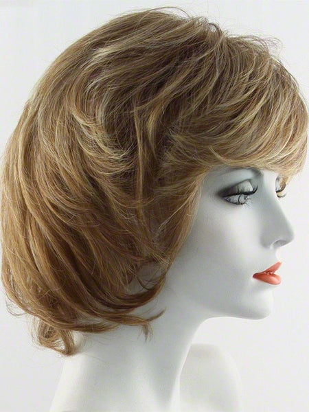 SALSA-Women's Wigs-RAQUEL WELCH-R29S GLAZED STRAWBERRY-SIN CITY WIGS