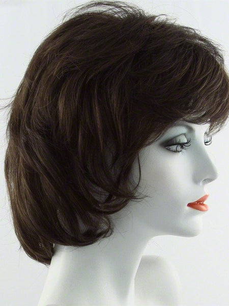 SALSA-Women's Wigs-RAQUEL WELCH-R6/30H CHOCOLATE COPPER-SIN CITY WIGS