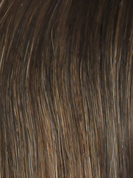 SAVOIR FAIRE *Human Hair Wig*-Women's Wigs-RAQUEL WELCH-SS8/29 SHADED HAZELNUT-SIN CITY WIGS