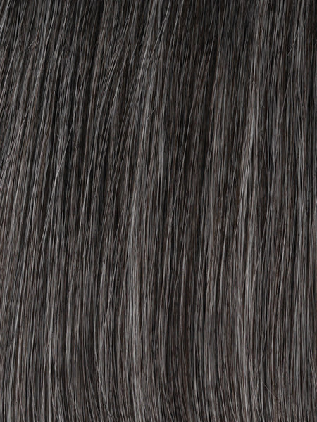 SHEER ELEGANCE-Women's Wigs-GABOR WIGS-GL44-51 SUGARED CHARCOAL-SIN CITY WIGS