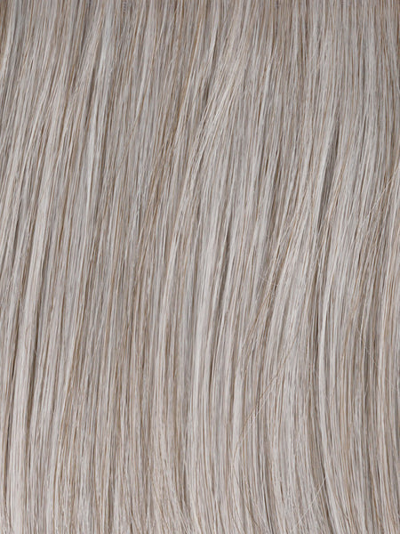 SHEER STYLE LARGE-Women's Wigs-GABOR WIGS-GL56-60 Sugared Silver-SIN CITY WIGS