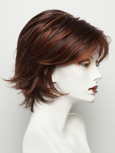 SKY LARGE-Women's Wigs-NORIKO-CHESTNUT-SIN CITY WIGS