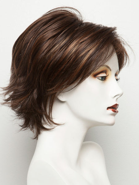 SKY LARGE-Women's Wigs-NORIKO-COFFEE LATTE-SIN CITY WIGS