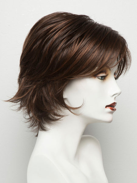 SKY LARGE-Women's Wigs-NORIKO-GINGER BROWN-SIN CITY WIGS