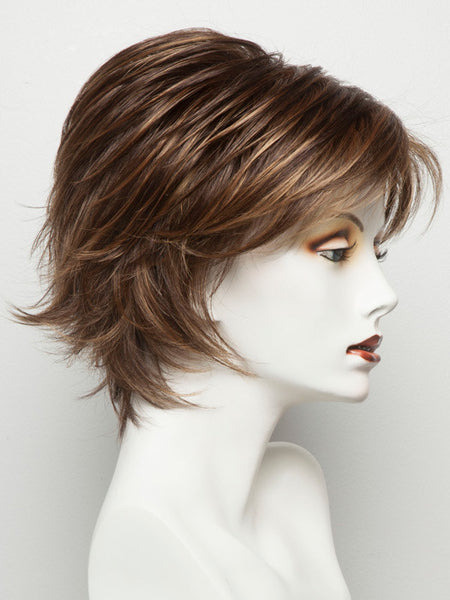 SKY LARGE-Women's Wigs-NORIKO-MARBLE BROWN-SIN CITY WIGS