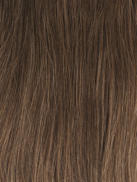 SOFT AND SUBTLE PETITE/AVERAGE-Women's Wigs-GABOR WIGS-GL10-14 Walnut-SIN CITY WIGS