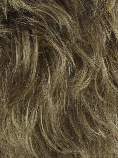 SOFT AND SUBTLE PETITE/AVERAGE-Women's Wigs-GABOR WIGS-GL11-25 Honey Pecan-SIN CITY WIGS