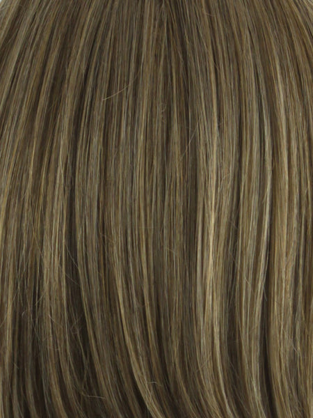 SOFT AND SUBTLE PETITE/AVERAGE-Women's Wigs-GABOR WIGS-GL14-16 Honey Toast-SIN CITY WIGS