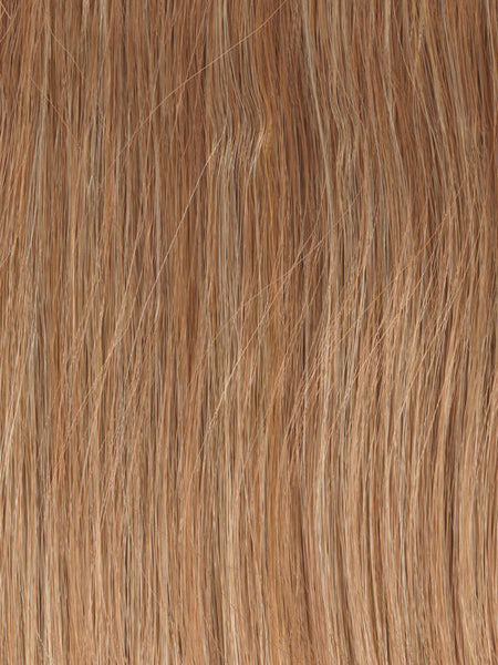 SOFT AND SUBTLE PETITE/AVERAGE-Women's Wigs-GABOR WIGS-GL27-22 Caramel-SIN CITY WIGS