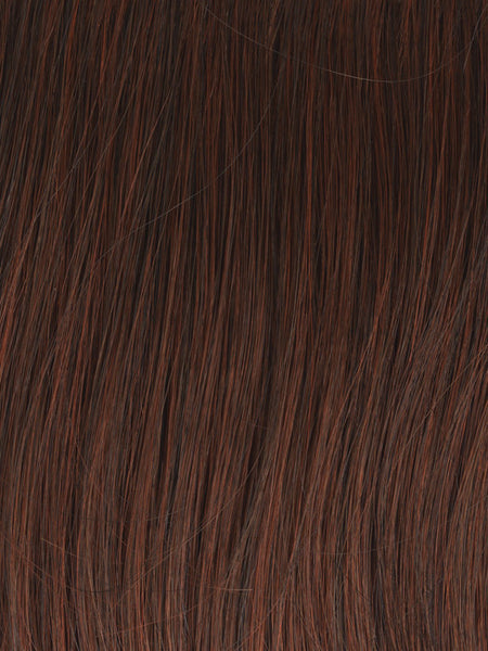 SOFT AND SUBTLE PETITE/AVERAGE-Women's Wigs-GABOR WIGS-GL33-130 Sangria-SIN CITY WIGS