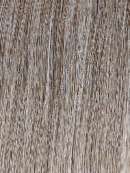 SOFT AND SUBTLE PETITE/AVERAGE-Women's Wigs-GABOR WIGS-GL51-56 Sugared Pewter-SIN CITY WIGS