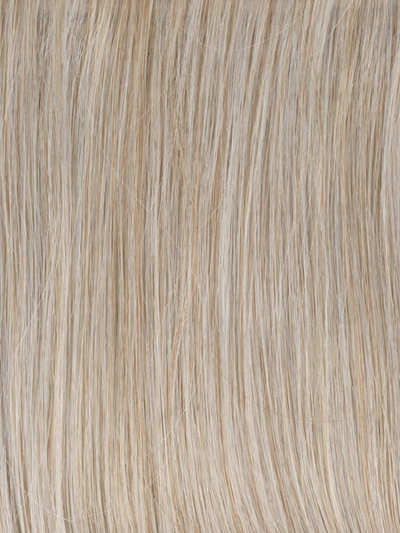 SOFT AND SUBTLE PETITE/AVERAGE-Women's Wigs-GABOR WIGS-GL60-101 Silvery Moon-SIN CITY WIGS