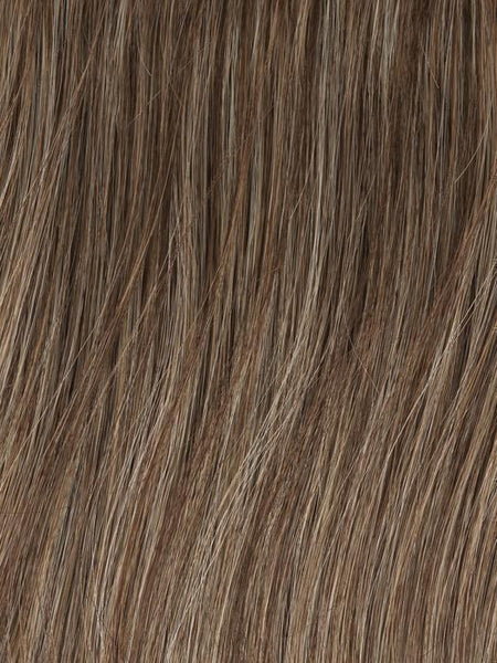 SOFT ROMANCE-Women's Wigs-GABOR WIGS-Toasted Pecan (GL18-23)-SIN CITY WIGS