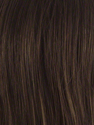 SOPHIA *Human Hair Wig*-Women's Wigs-ENVY-MEDIUM-BROWN-SIN CITY WIGS