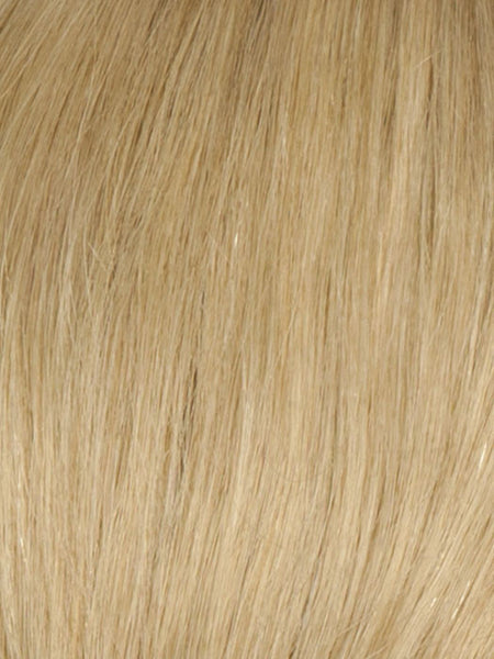 SPECIAL EFFECT *Human Hairpiece*-Women's Top Pieces/Toppers-RAQUEL WELCH-R9HH Light Golden Blonde-SIN CITY WIGS