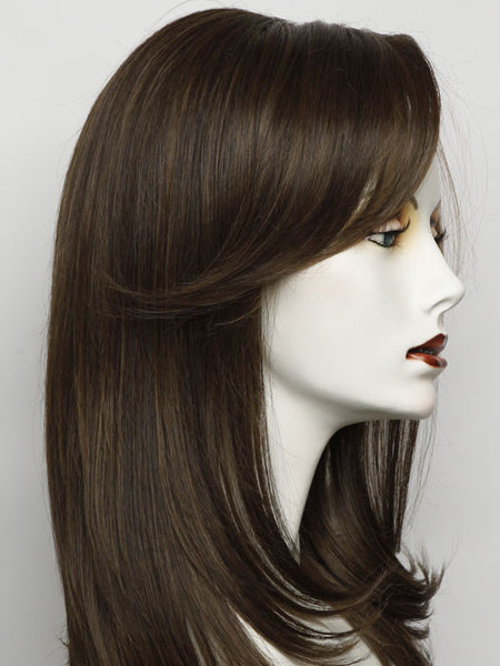 SPOTLIGHT-Women's Wigs-RAQUEL WELCH-RL10/12 SUNLIT CHESTNUT-SIN CITY WIGS