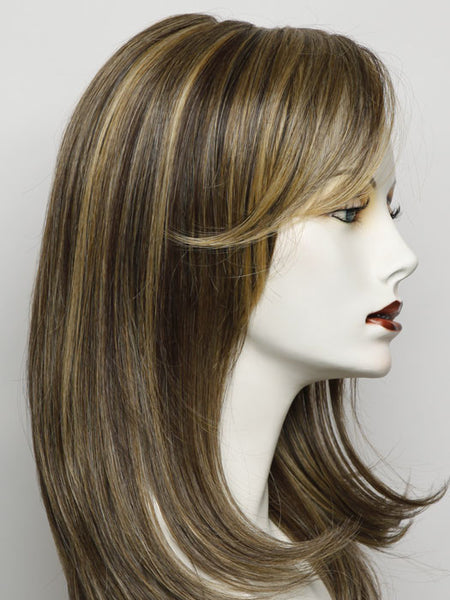 SPOTLIGHT-Women's Wigs-RAQUEL WELCH-RL11/25 GOLDEN WALNUT-SIN CITY WIGS