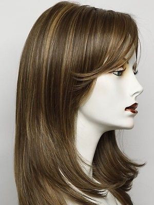 SPOTLIGHT-Women's Wigs-RAQUEL WELCH-RL12/16 HONEY TOAST-SIN CITY WIGS