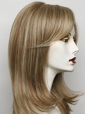SPOTLIGHT-Women's Wigs-RAQUEL WELCH-RL14/22 PALE GOLD WHEAT-SIN CITY WIGS