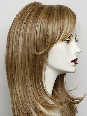 SPOTLIGHT-Women's Wigs-RAQUEL WELCH-RL14/22SS SHADED WHEAT-SIN CITY WIGS