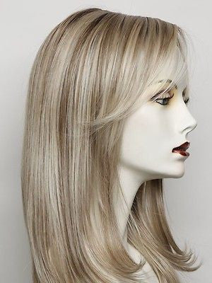 SPOTLIGHT-Women's Wigs-RAQUEL WELCH-RL19/23SS SHADED BISCUIT-SIN CITY WIGS