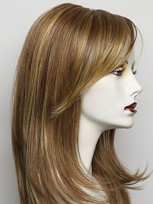 SPOTLIGHT-Women's Wigs-RAQUEL WELCH-RL29/25 GOLDEN RUSSET-SIN CITY WIGS