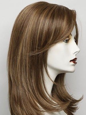 SPOTLIGHT-Women's Wigs-RAQUEL WELCH-RL30/27 RUSTY AUBURN-SIN CITY WIGS