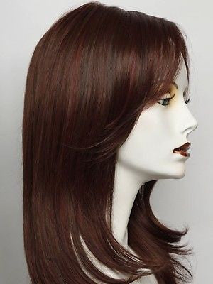 SPOTLIGHT-Women's Wigs-RAQUEL WELCH-RL33/35 DEEPEST RUBY-SIN CITY WIGS