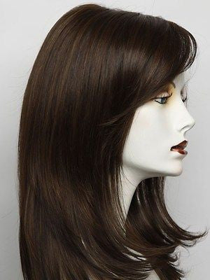 SPOTLIGHT-Women's Wigs-RAQUEL WELCH-RL4/6 BLACK COFFEE-SIN CITY WIGS