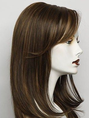 SPOTLIGHT-Women's Wigs-RAQUEL WELCH-RL5/27 GINGER BROWN-SIN CITY WIGS