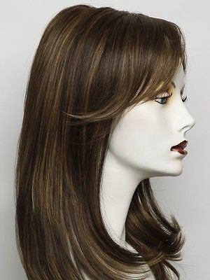 SPOTLIGHT-Women's Wigs-RAQUEL WELCH-RL6/28 BRONZED SABLE-SIN CITY WIGS