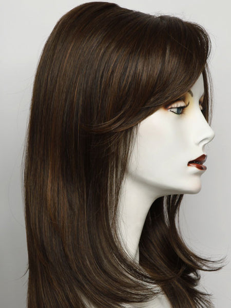 SPOTLIGHT-Women's Wigs-RAQUEL WELCH-RL6/30 COPPER MAHOGANY-SIN CITY WIGS