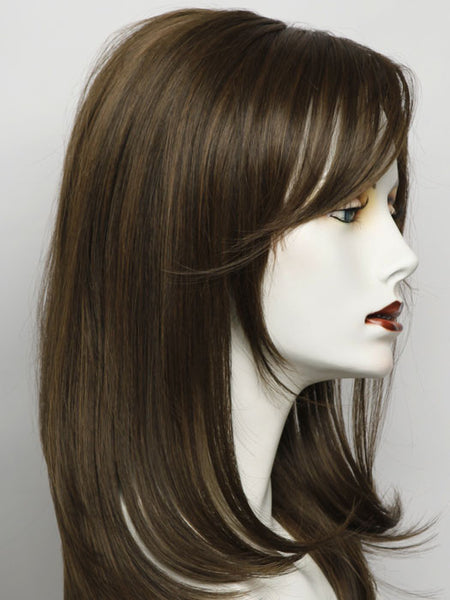 SPOTLIGHT-Women's Wigs-RAQUEL WELCH-RL6/8 DARK CHOCOLATE-SIN CITY WIGS