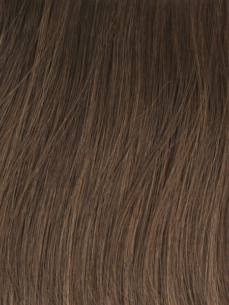 STEPPING OUT AVERAGE-Women's Wigs-GABOR WIGS-GL10-12 Sunlit Chestnut-SIN CITY WIGS