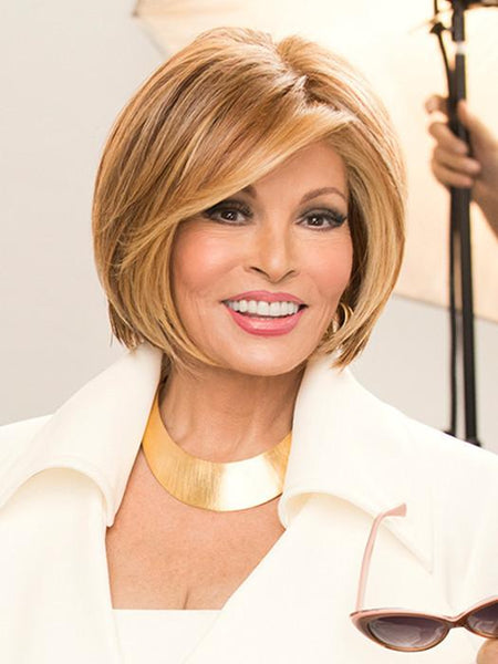 STRAIGHT UP WITH A TWIST-Women's Wigs-RAQUEL WELCH-SIN CITY WIGS