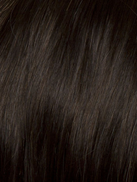 STUNNER *Human Hair Wig*-Women's Wigs-RAQUEL WELCH-R3HH Dark Brown-SIN CITY WIGS
