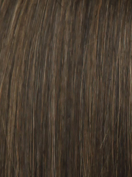 THE ART OF CHIC *Human Hair Wig*-Women's Wigs-RAQUEL WELCH-R10 CHESTNUT-SIN CITY WIGS