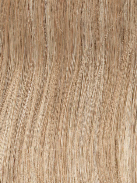 TOP PERFECT-Women's Top Pieces/Toppers-GABOR WIGS-GL14-22 Sandy Blonde-SIN CITY WIGS